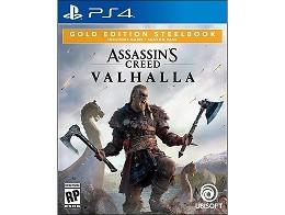 Assassin's Creed: Valhalla Gold SB Ed PS4