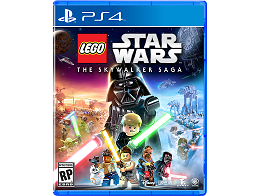 LEGO Star Wars: Skywalker Saga PS4