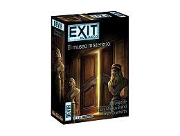 Exit 10 El Museo Misterioso - Juego de Mesa