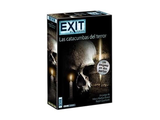 Exit: Las Catacumbas del Terror - Juego de Mesa