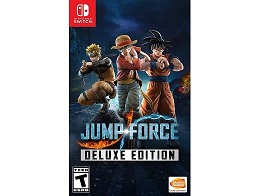 Jump Force Deluxe Edition NSW