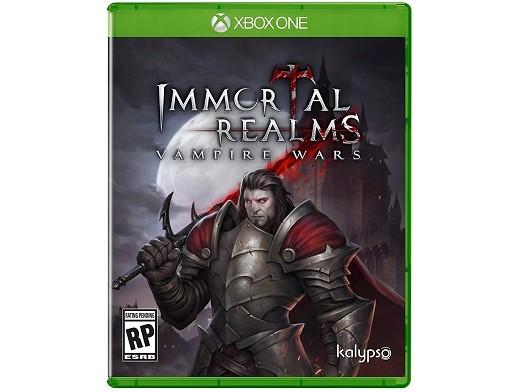 Immortal Realms: Vampire Wars XBOX ONE