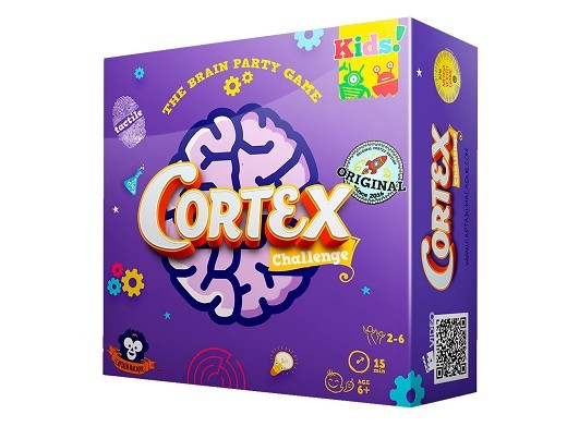 Cortex Challenge KIDS - Juego de mesa