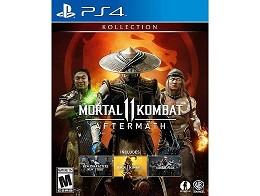 Mortal Kombat 11: Aftermath Kollection PS4