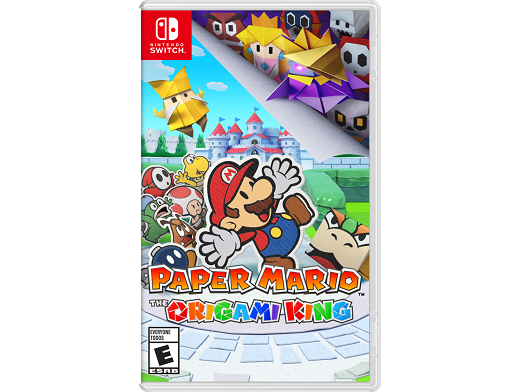 Paper Mario: The Origami King NSW