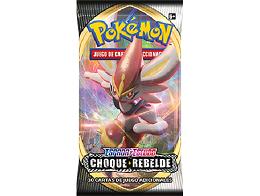 Sobre Pokémon TCG Choque Rebelde