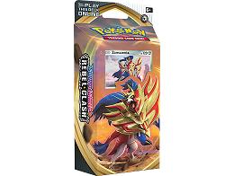 Mazo Pokémon TCG Rebel Clash - Zamazenta