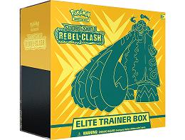 Pokémon TCG Rebel Clash Elite Trainer Box