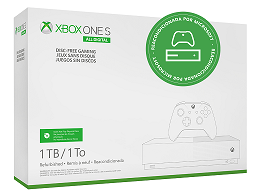 XBOX ONE S All Digital 1 TB Refurbished