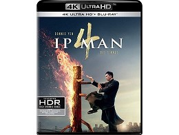 Ip Man 4: The Finale 4K Blu-ray