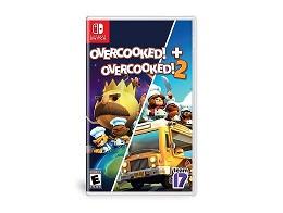 Overcooked! + Overcooked! 2 NSW