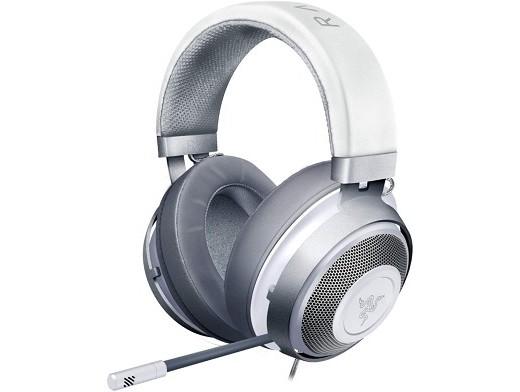 Headset Razer Kraken Multiplataforma Oval Mercury