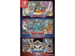 Dragon Quest 1+2+3 Collection NSW