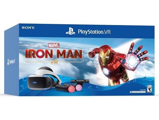 PlayStation VR Marvel's Iron Man VR Bundle PS4