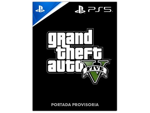 Grand Theft Auto GTA V PS5