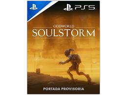 Oddworld: Soulstorm PS5