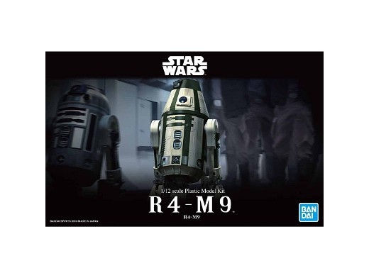 Model Kit Star Wars R4-M9