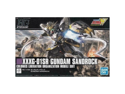 Model Kit Gundam Sandrock HG