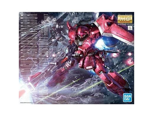 Model Kit Gundam Gunner Zaku Warrior Lunamaria MG