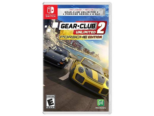 Gear Club Unlimited 2: Porsche Edition NSW