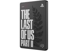 Disco duro Seagate 2TB Ed The Last of Us 2 PS4