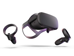 Oculus Quest All-in-one VR Gaming Headset - 128GB