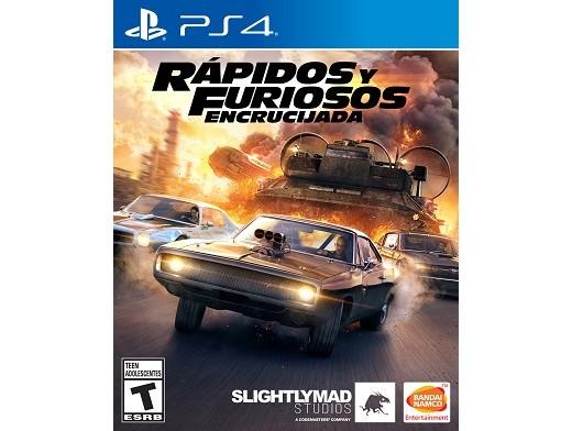 Rápidos y Furiosos: Encrucijada PS4