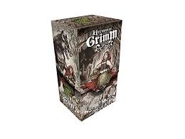 Grimm Mitos y Leyendas: Caperucita Roja (avanzado)