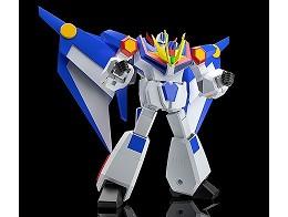 Model Kit MODEROID Bakuryu-Oh