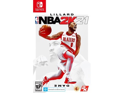 NBA 2K21 NSW