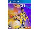 NBA 2K21 Mamba Forever Edition PS4
