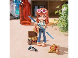 Figura One Piece Street Nami