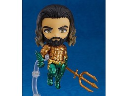 Figura Nendoroid Aquaman: Hero's Edition