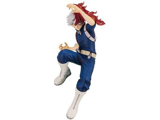 Estatua MHA The Amazing Heroes - Shoto Todoroki