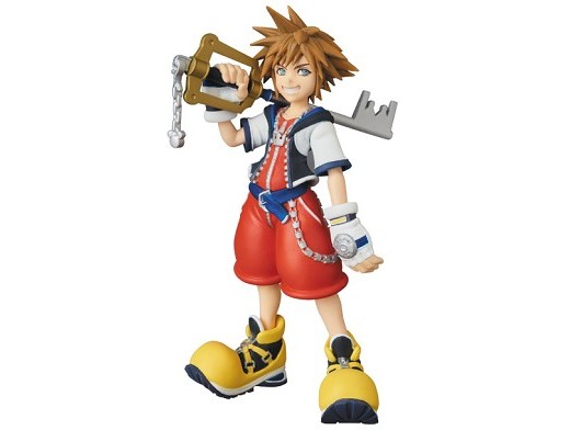 Figura UDF Kingdom Hearts - Sora