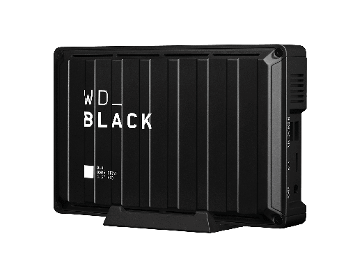 Disco Duro Externo WD_Black D10 Game Drive 8TB