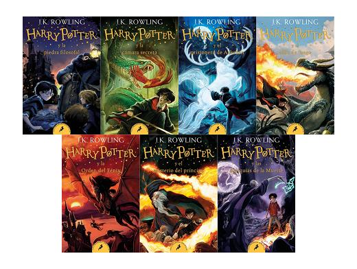 Saga Harry Potter (ESP) Libro