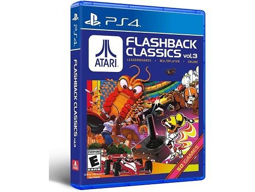 Atari Flashback Classic Vol. 3 PS4