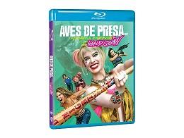 Aves de Presa Blu-Ray (latino)