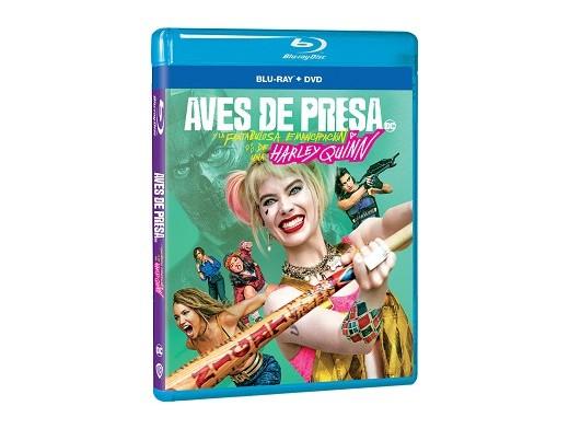 Aves de Presa Blu-Ray + DVD (latino)