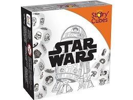 Story Cubes Star Wars - Juego de mesa
