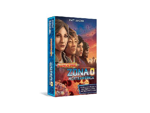 Pandemic: Zona 0 Norteamérica - Juego de mesa