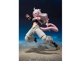 Figura Android 21 Dragon Ball FighterZ SH.Figuarts