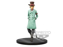 Estatua One Piece Stampede DXF - Sabo