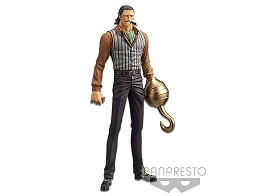 Estatua One Piece Stampede DXF - Crocodile
