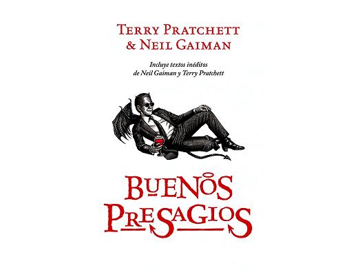 Buenos presagios (ESP) Libro