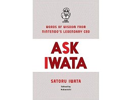 Ask Iwata: Words of Wisdom (ING) Libro