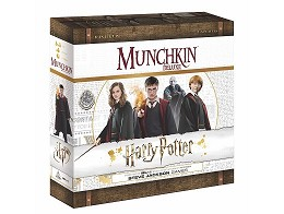 Munchkin Deluxe: Harry Potter -Juego de mesa
