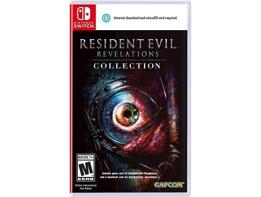 Resident Evil Revelations Collection NSW