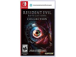 Resident Evil Revelations Collection NSW Usado